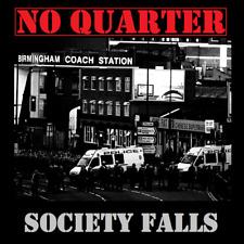"NO QUARTER ""SOCIETY FALLS""  New CD Digipack skinhead oi! street rock'n'roll"