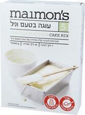 Maimon's Vanilla Flavored Cake  Mix Powder Kosher Israeli Product 560g