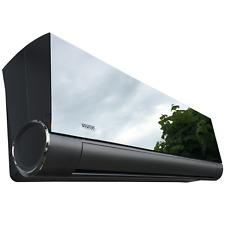 VIVAX Split Klimaanlage  V  DESIGN  BLACK MIRROR  WIFI 12000 BTU Klimagerät  A++