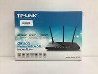 TP-Link Archer VR400 AC1200 Wireless VDSL/ADSL Modem