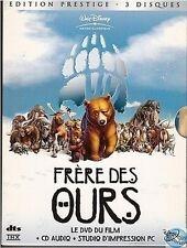 DVD DISNEY # 073 FRERE DES OURS édition prestige 3 dvd