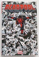 Deadpool Vol. 4 Hardcover Marvel Graphic Novel Comic Book