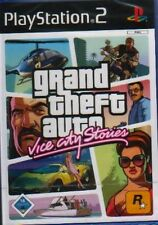 PLAYSTATION 2 GTA vice city stories grand theft auto come nuovo