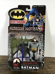 Batman Adventures: Mission Masters 3 - Knight Assault BATMAN Figure with Glider