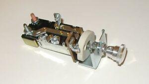 6 Volt  Universal Headlight Switch  c