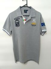 Aeronautica Militare Shirt Size M Authentic Italian Air Force Short Sleeve Polo