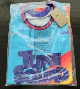 "Nike Lebron James Space Jam A New Legacy ""Tune Squad"" Jersey Sz 2XL DJ3864-434"