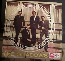 The Shadows – The Miracle/The Rise And Fall Of Flingle Bunt 45 giri Italian Is.