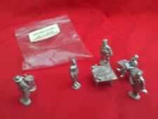 WARGAMES FOUNDRY GWE 10 25mm WW1 BRITISH INTERROGATION GROUP  NEW IN PACK