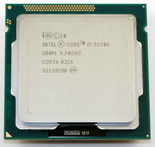 Intel Core i7 3770K 3.5GHz Quad-Core 8MB Cache With HD Graphic 4000 TDP 77W
