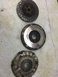 Flywheel BBC 91-95 Big Block Chevy 454 manual shift clutch pressure plate 168 t