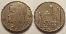 Médaille Exposition Coloniale Internationale 1931, Afrique !!