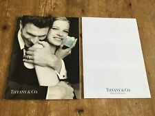 Stunning TIFFANY & Co. 36 pg Sml Brochure Vtg. Yr 2000 & Collections Price List