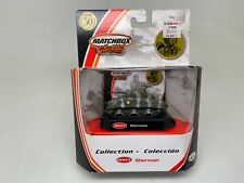 MATCHBOX-COLLECTIBLES-MILITARY VEHICLES-M4A3-SHERMAN-TANK-92664-(50 YEAR)-2001-