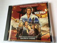 TAI-PAN (Maurice Jarre) OOP 1986 Varese Score Soundtrack OST CD EX