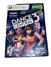 Dance Central 3 (Microsoft Xbox 360, 2012) - Brand New, Sealed (see pictures)