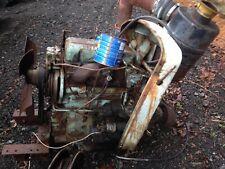 Detroit Diesel 3 53 Engine Runs Power Unit 353 Complete W Clutch