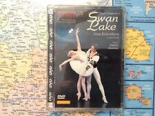 Pyotr Tchaikovsky's : Swan Lake dvd le lac des cygnes