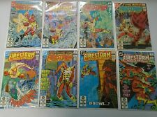 Firestorm comic lot 2nd series from:##3-27 22 different avg 8.0 VF (1982-84)