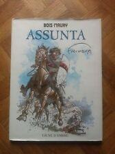 LES TOURS DE BOIS MAURY ASSUNTA TIRAGE DE TETE  ABE/BE (A14)