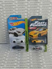HOT WHEELS NISSAN 350Z COUPE VEHICLE SET OF 4 CARS