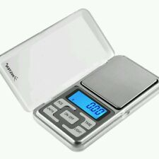 Portable 200g x 0.01g Mini Digital Scale Jewelry Pocket Balance Weight Gram LCD