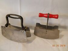 vintage 2 stainless steel double choppers