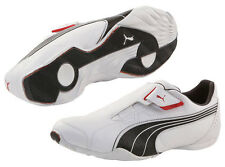 PUMA Baskets REDON MOVE Chaussures, coloris blanc noir 185999 001