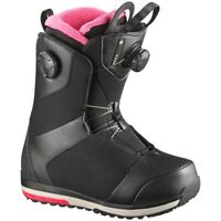 2017 Salomon Kiana Snowboard Boots Womens Mystic Purple U.K. 7.5 New With Box
