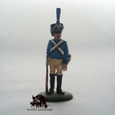 Figurine Del Prado Collection plomb Conducteur Train d'Artillerie France 1807