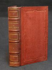 MOLIÈRE - OEUVRES COMPLÈTES - GEFFROY& ALLOUARD - Tome 1 sur 2  - 1872
