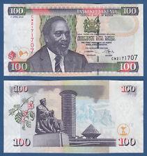 KENIA / KENYA 100 Shillings 2006 UNC  P.48 b
