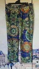 Redberry light slacks pants size L 10 12 casual career holiday cruise evening