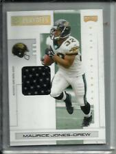Maurice Jones-Drew 2007 Playoff Game Used Jersey #25/25