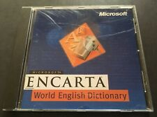Encarta World English Dictionary for Pc (original Cd in jewel case)