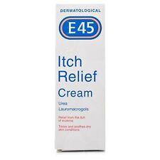 E45 Dermatological Itch Relief Cream, 100 g