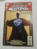 The Adventures of Superman #9 1997 Annual DC Comics