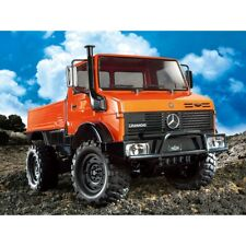 Tamiya 58609 Rc 1/10 Mercedes-Benz Unimog 425 Cc-01 4wd Kit