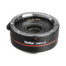 Vivitar Series-1  2X AF Teleconverter Lens 4 Elements  For Nikon