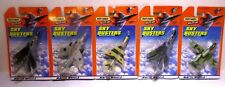 Matchbox Diecast Sky Busters Military Tornado MIG-21 A10 Harrier Planes Jets Lot