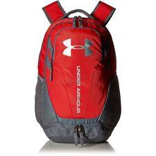 Under Armour 2018 HUSTLE 3.0 Storm ejercicio gimnasio mochila (rojo)