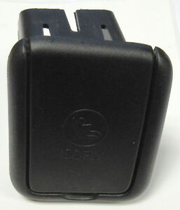Genuine Used BMW MINI Rear Left Isofix Cover for R55 R56  & LCI - 2752701