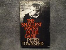 The Smallest Paws In The Game Peter Townsend 1980 Vintage Hardcover Book