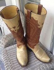 Tall Vintage Buckaroo Working Cowboy boots