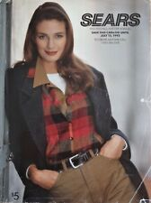 Sears 1993 Fall And Winter Annual Catalog