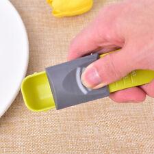 Cucina Double End Otto bancarelle Bilancia regolabile Cucchiai dosatori Dos NTbg