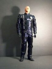 Custom NECA style figure of Michael Chiklis from GOTHAM  as  Captain Barnes