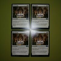 Thicket Crasher Core Set 2020 Mtg x4 4x M20 Magic 196