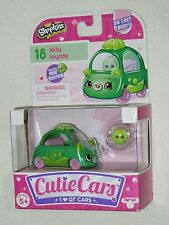 Shopkins Cutie Cars #18 JELLY JOYRIDE Figure Pack-NIB Sealed~SERIES 1
