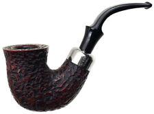 Peterson Standard System Rustic XL315 Tobacco Smoking Pipe P-Lip Stem - 3001K